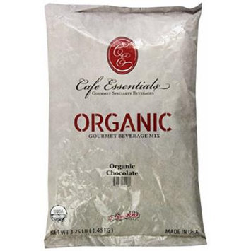 Cafe Essentials Organic Chocolate Frappe, 3.25 Pound
