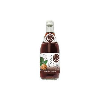 GUS Soda Dry Cola 12 Oz (24 Pack)