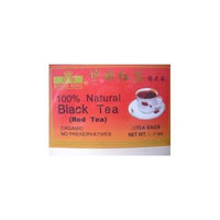 Black Tea 100% Natural 20 Tea Bags (Pack of 4)