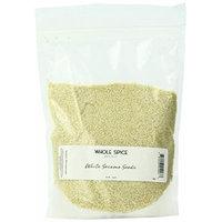 Whole Spice Sesame Seed White, 1 Pound