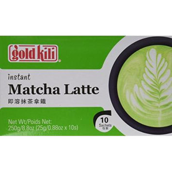 Gold Kili Instant Matcha Latte (Pack of 2)