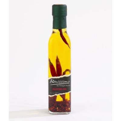 Benissimo Oil, Pepper, 8.10-Ounce (Pack of 3)