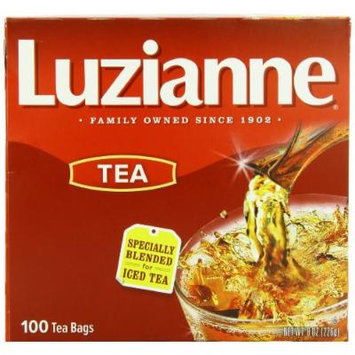 Luzianne Tea Bags, 100 Count (Pack of 6)