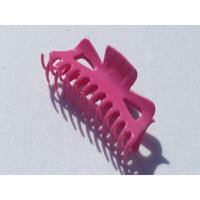Jumbo Hair Claws Ponytail Holder (Hot Pink)