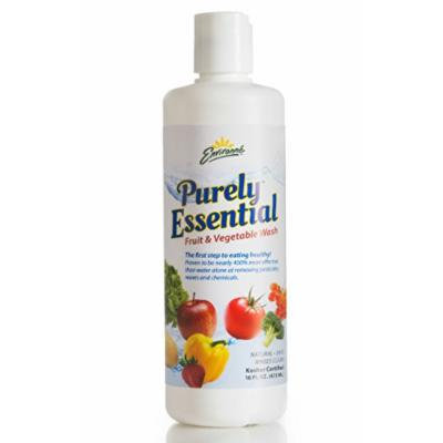Environne Purely Essential Fruit and Vegetable Wash, None, 16 Ounce (Pack of 6)