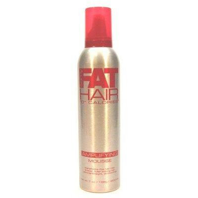 Samy Fat Hair Mousse Amplifying 7 oz. (3-Pack) with Free Nail File