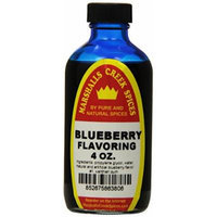 Marshalls Creek Spices, Blueberry Flavoring, 4 Ounce