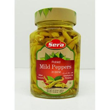 Sera Pickled Mild Peppers 10.5 Oz