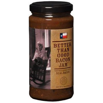 Better Than Good Bacon Jam 9oz Jar (Pack of 3)