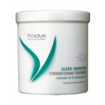 Kadus Professional Sleek Smoother Straightening Treatment 750ml