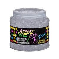 Grisi Plus Hair Styling Gel, Maximum Hold, Blue, 2.2 lb (1 kg)