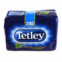 Tetley Tea 240 Bags 2 Pack