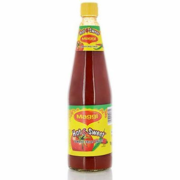 Maggi Hot & Sweet Tomato Chilli Sauce - 1kg., 2.2lb