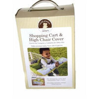 Shopping Cart and High Chair Cover By Carter's Owl Pattern