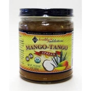 Coconut Spread, Mango Tango, Raw, Certified Organic, 10 Oz.