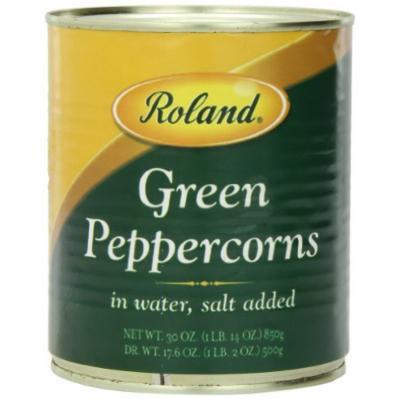 Roland Peppercorns, Green, 30 Ounce