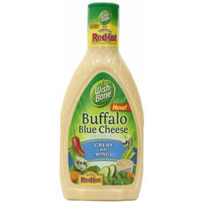 Wish-Bone Salad Dressing, Buffalo Blue Cheese, 16 Ounce (Pack of 6)