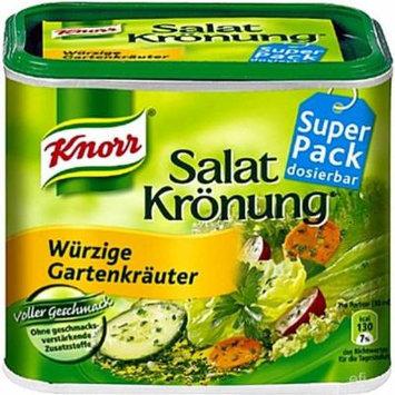 Knorr Garden Herbs Vinaigrette Mix (Gartenkrauter Salat Kroenung)- Pack of 2 Containers
