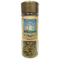 Sicilian Organic Seasoning for Poultry 1.06 Oz - 2 Pack