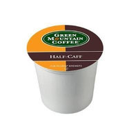 Green Mountain Half-Caff Coffee K-Cups 144 ct (6 boxes of 24 ct)