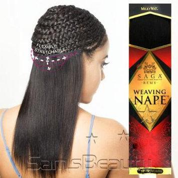 SAGA Remi Human Hair Weave Nape [12
