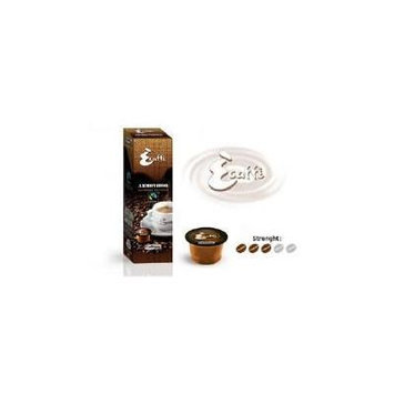Ecaffe Caffitaly Armonioso Espresso Solidale - Fairtrade - Coffee Capsules - 10 Pack