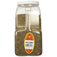 Marshalls Creek Spices Dill Seed Whole, XX-Large, 5 Pound