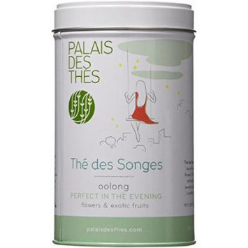 Palais des Thés Thé Des Songes Oolong Tea, 3.5oz Metal Tin