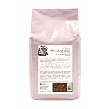 Chuao Chocolatier Deluxious Dark Drinking Chocolate 5lbs. Bulk Bag