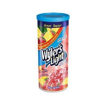 Wyler's Light Strawberry Lemonade (Makes 12 Qts)
