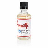 Amoretti Italian Hazelnut Liqueur Type Extract, 2 Fluid Ounce