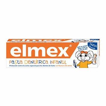 Elmex Caries Children Toothpaste 50mg