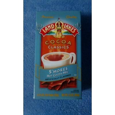 Land O Lakes Cocoa Classics S'mores & Chocolate Hot Cocoa Mix