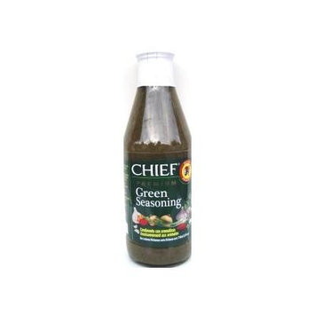 Chief Premium Green Seasoning (2 x 25.0 FL.oz Bottles)