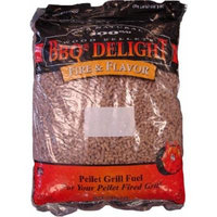 Alder BBQR's Delight Smoking BBQ Pellets 20 Pounds