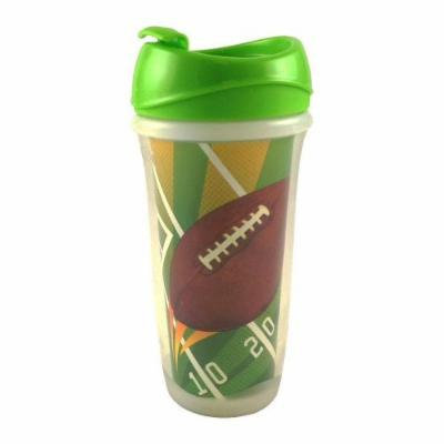 Playtex PlayTime 9-Ounce Insulated Spoutless Cup (Football/Baseball)
