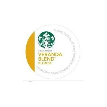 Starbucks Veranda Blend Blonde Roast Keurig K-Cups (32 Pack)