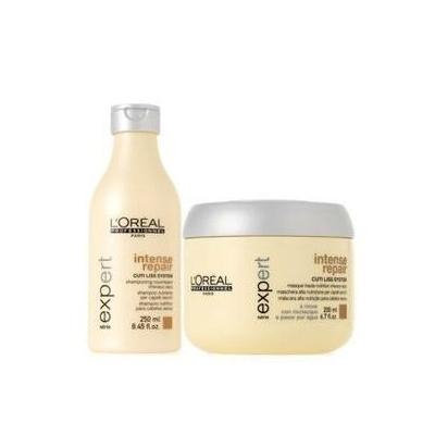 L'Oréal Professionnel Serie Expert Intense Repair Shampoo & Masque