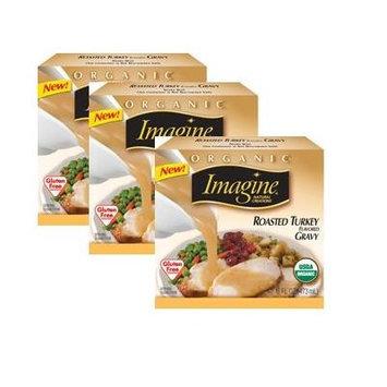 Imagine Organic Roasted Turkey Flavored Gravy 13.5 Oz [3 Pk]
