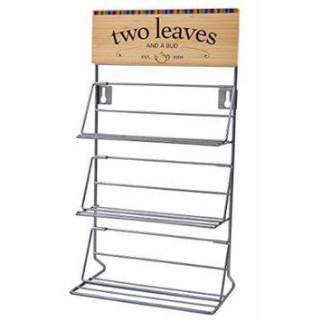 Two Leaves Tea Company Café Rack, 8 Slot, 3- Pound
