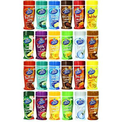 Kernel Season's COMPLETE SEASONING KIT Variety Pack Bundle of ALL 12 Flavors (VALUE 2-PACK)