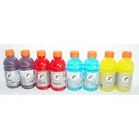 Gatorade® Fruit Punch, Lemon-lime, Riptide Rush & Glacier Freeze