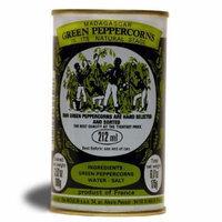 Madagascar Green Peppercorns in Brine - Pack of 6