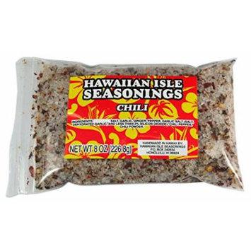 Hawaiian Isle Chili Seasoning 8 Ounce Bag