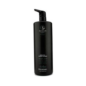 Paul Mitchell Awapuhi Wild Ginger Keratin Cream Rinse (For All Hair Types) 1000Ml/33.8Oz