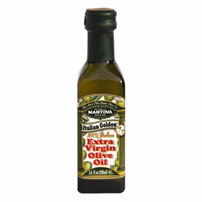 Mantova Golden Italian EVOO 3.4 Oz