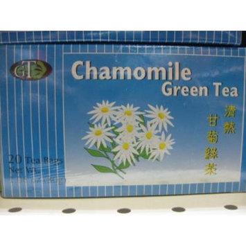 GTR - Chamomile Green Tea Bag (Pack of 1)