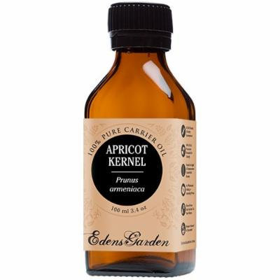 Apricot Kernel 100% Pure Carrier/ Base Oil- 3.4 oz (100 ml) by Edens Garden