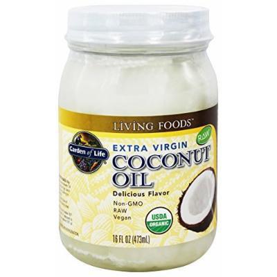 Garden of Life - Extra Virgin Coconut Oil - 16 oz