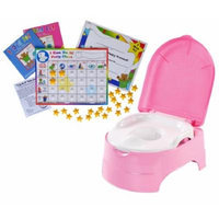 Summer Infant My Fun Potty with Potty Training Chart